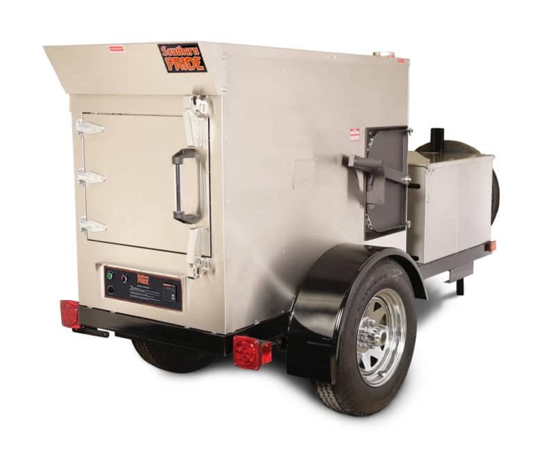 Mobile Smokers MLR-150 1